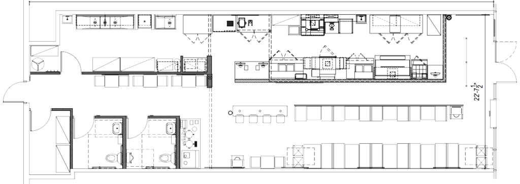store site layout